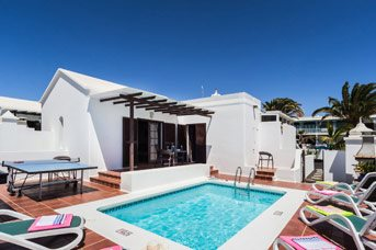 Villa Christine, Matagorda, Lanzarote