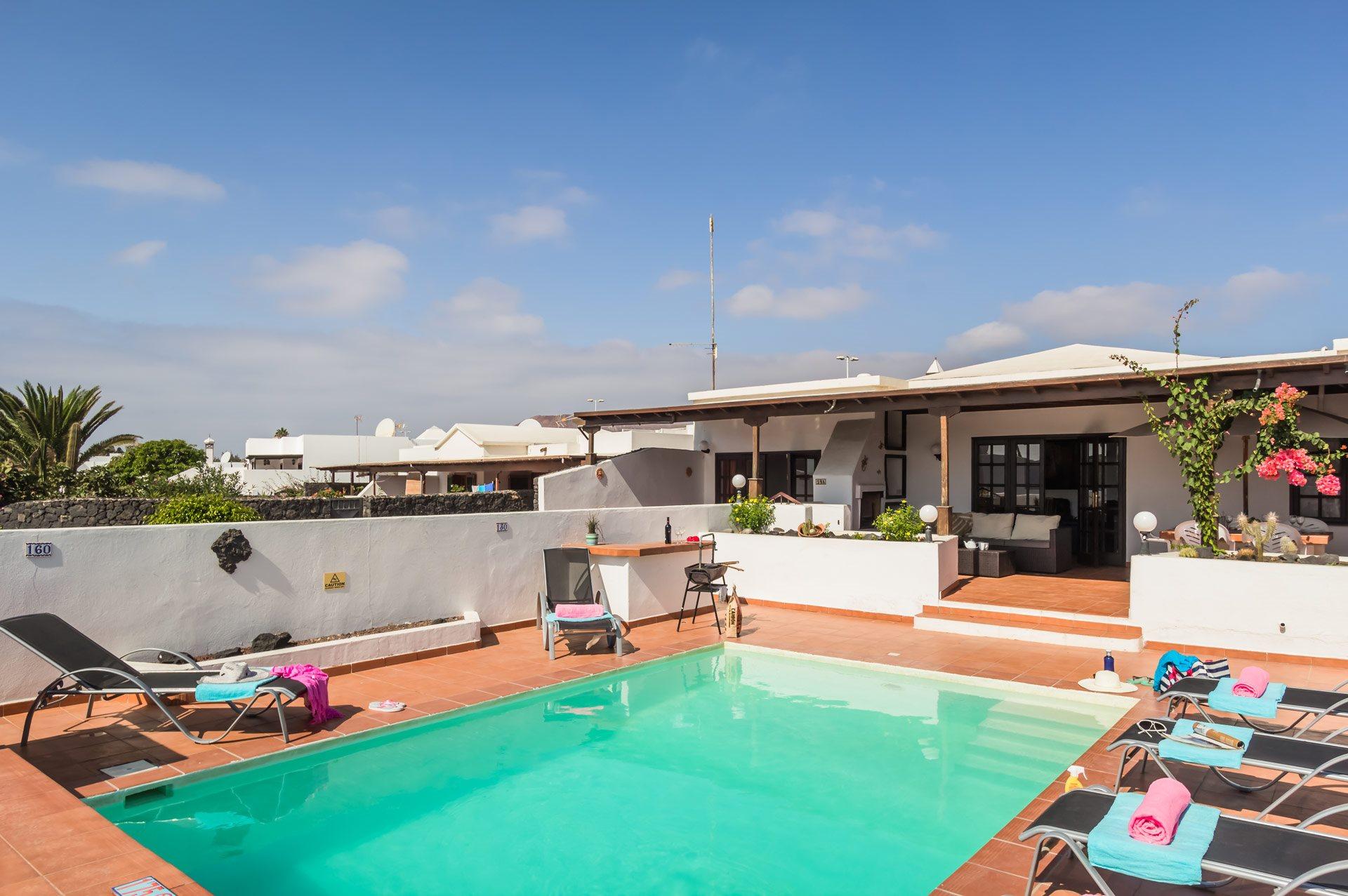 Villa Cielos, Playa Blanca, Lanzarote