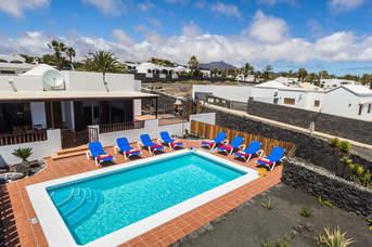 Villa Clarybel, Playa Blanca, Lanzarote