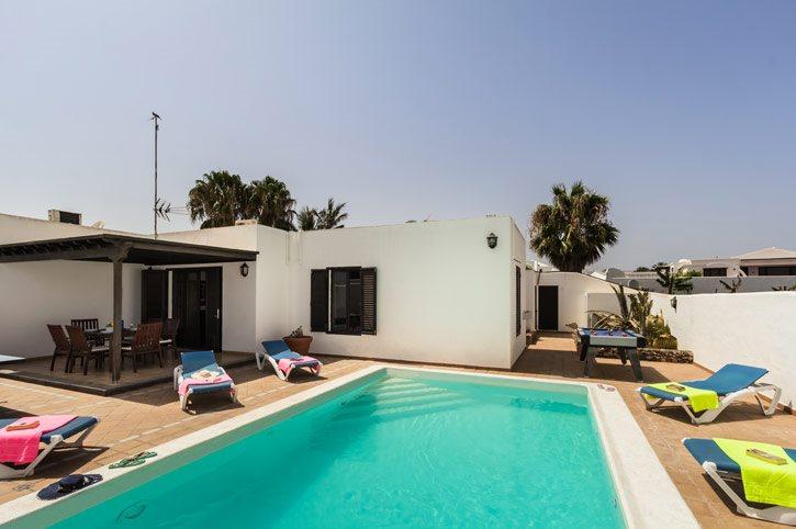 Villa Conil, Playa Blanca, Lanzarote
