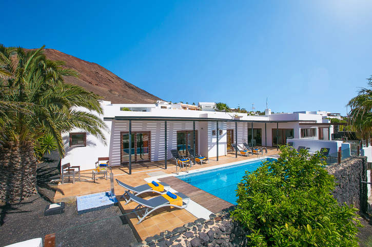 Villa Corito Cinco, Playa Blanca, Lanzarote, Spain