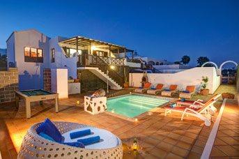 Villa Del Sol, Playa Blanca, Lanzarote