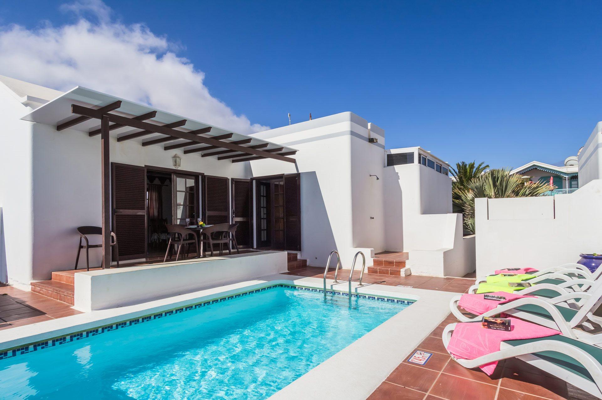 Villa Denise, Matagorda, Lanzarote