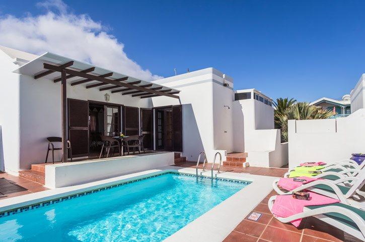 Villa Denise, Matagorda, Lanzarote, Spain