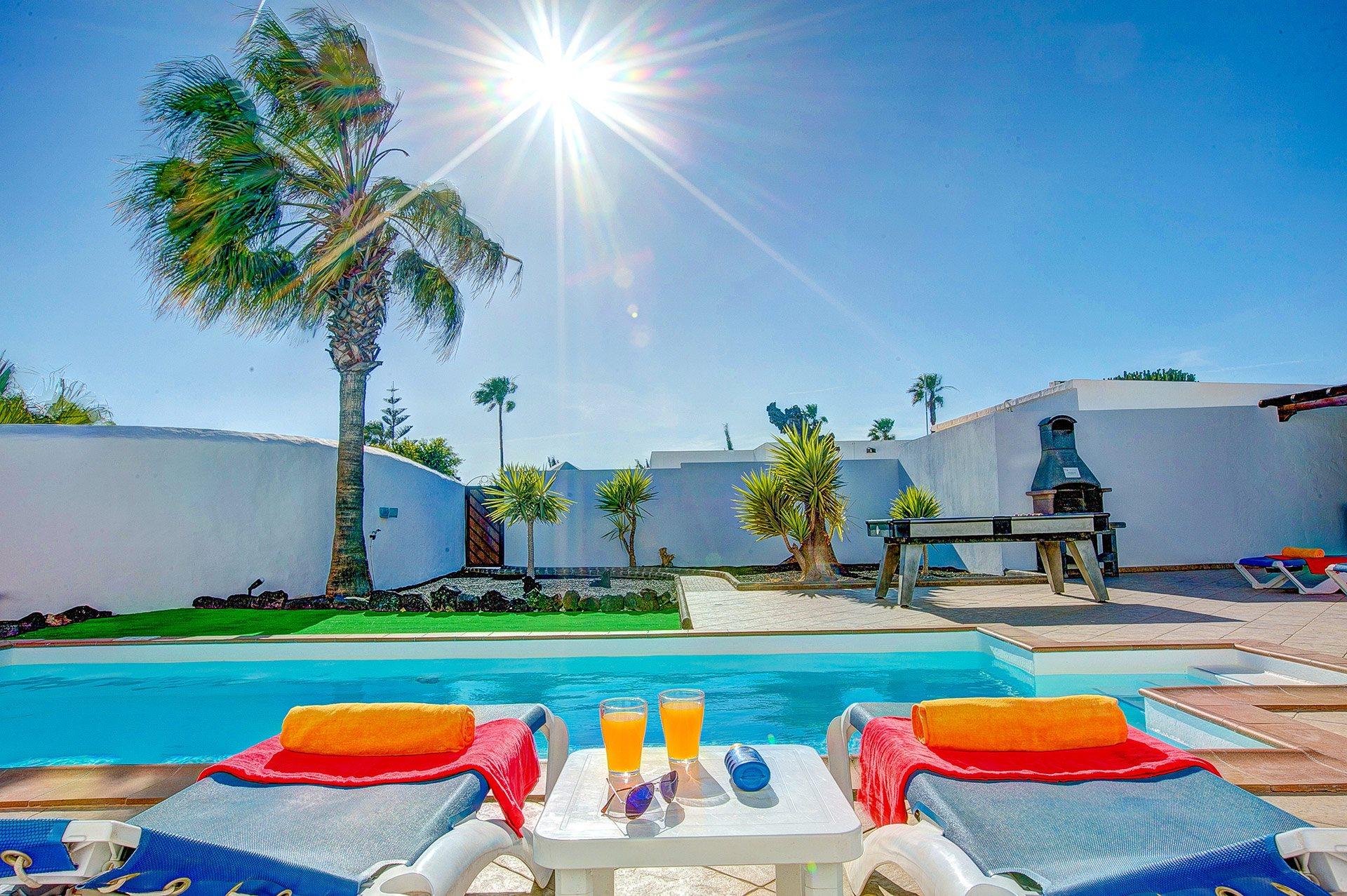 Villa Domingo, Puerto del Carmen, Lanzarote