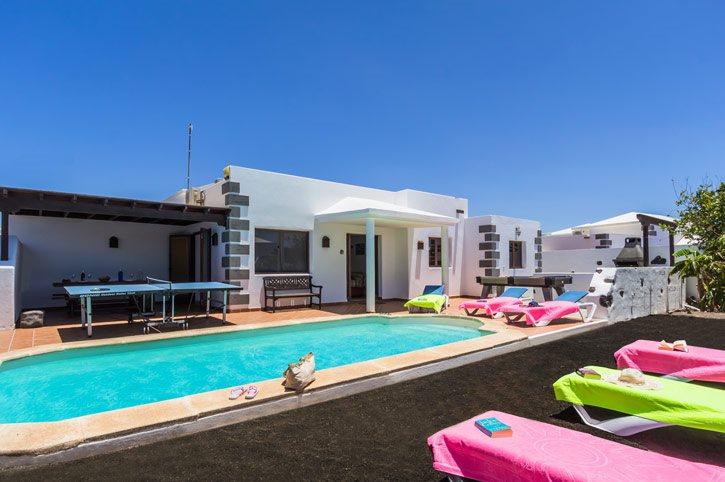 Villa Elly, Playa Blanca, Lanzarote