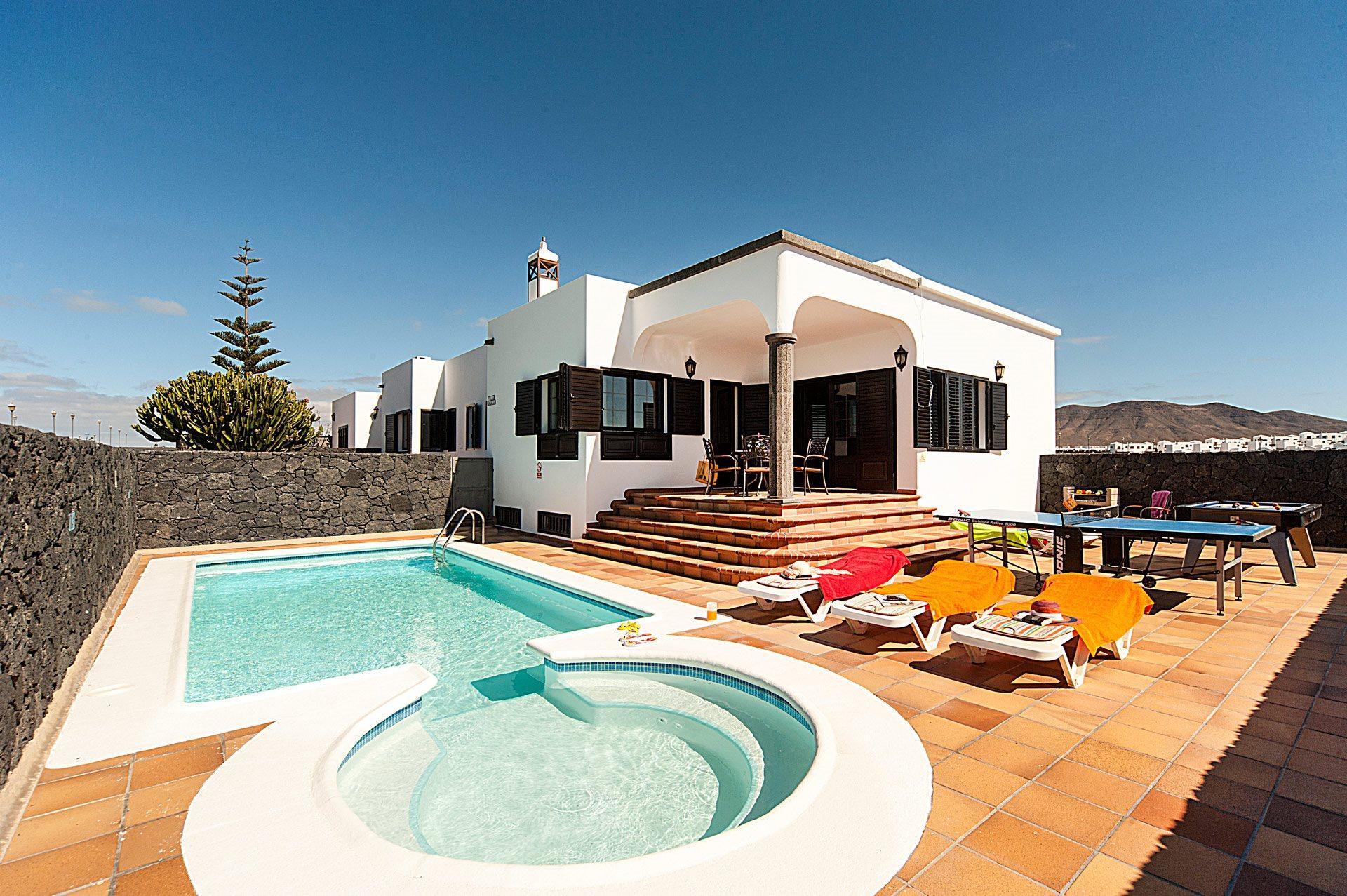 Villa Emerita, Playa Blanca, Lanzarote