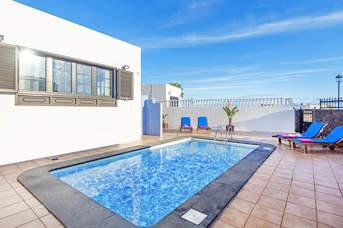 Villa Famara Playa, Puerto del Carmen, Lanzarote