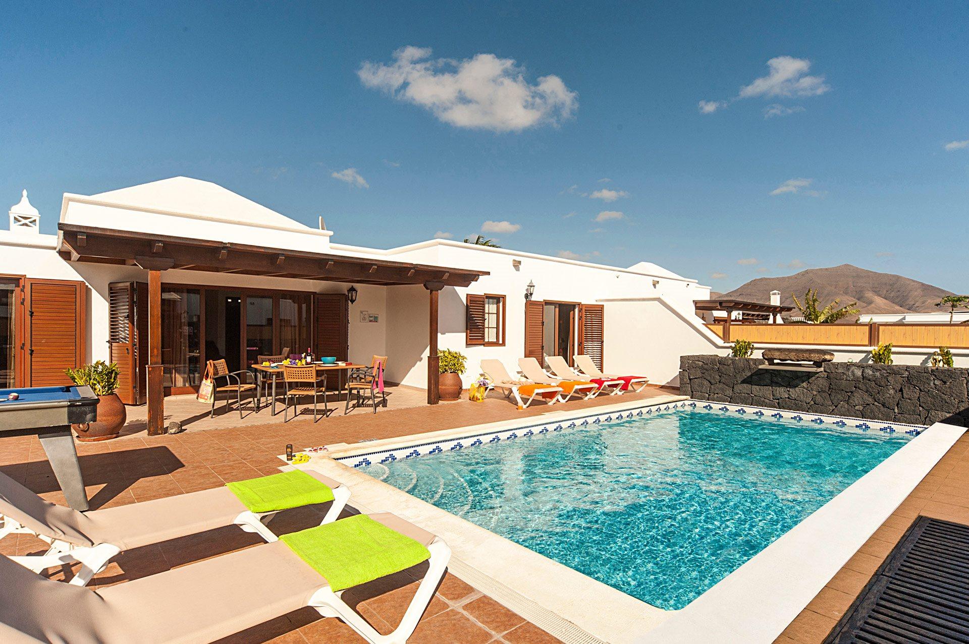 Villa Femes, Playa Blanca, Lanzarote