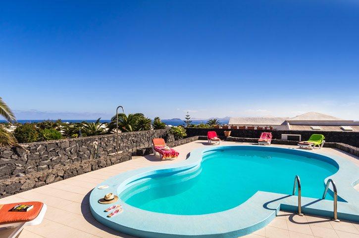 Villa Fernando Blanco, Playa Blanca, Lanzarote