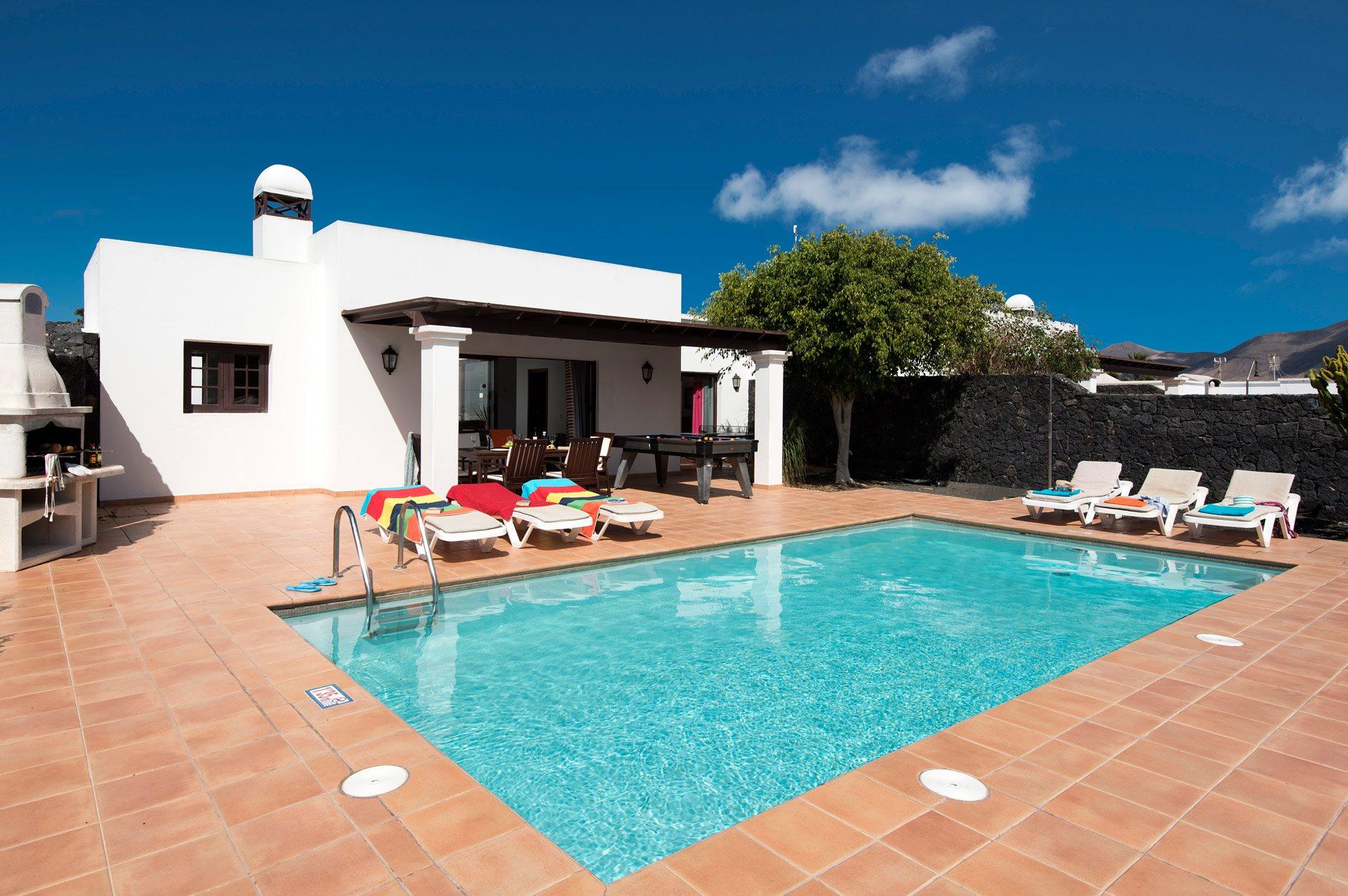 Villa Flamingo, Playa Blanca, Lanzarote
