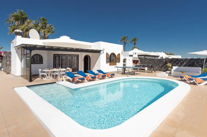 Villa Francia, Puerto del Carmen, Lanzarote