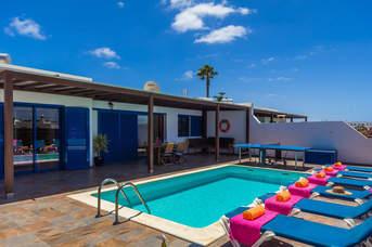 Villa Galas, Playa Blanca, Lanzarote