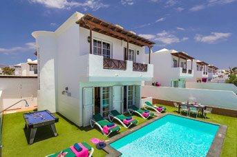 Villa Geria, Puerto del Carmen, Lanzarote