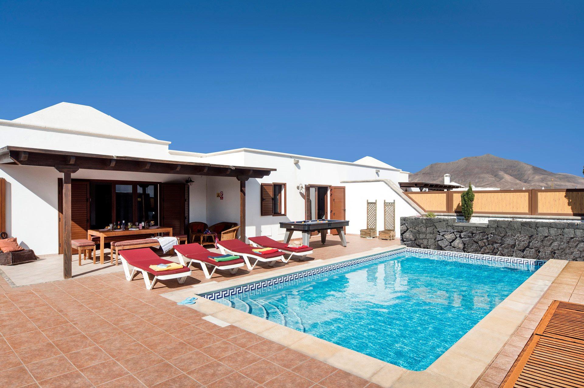 Villa Graciosa, Playa Blanca, Lanzarote