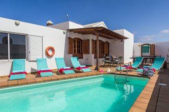 Villa Haria, Puerto del Carmen, Lanzarote