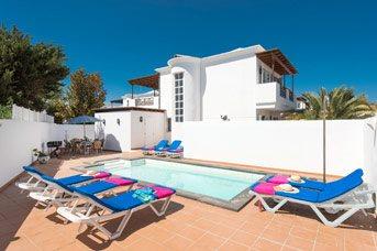 Villa Helena, Puerto del Carmen, Lanzarote