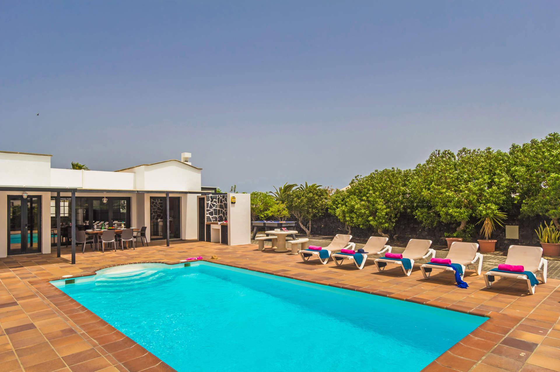 Villa Iko, Playa Blanca, Lanzarote