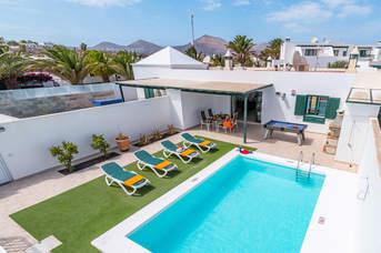Villa Indigo, Matagorda, Lanzarote