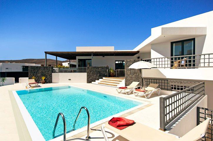 Villa Inma Calero, Puerto Calero, Lanzarote