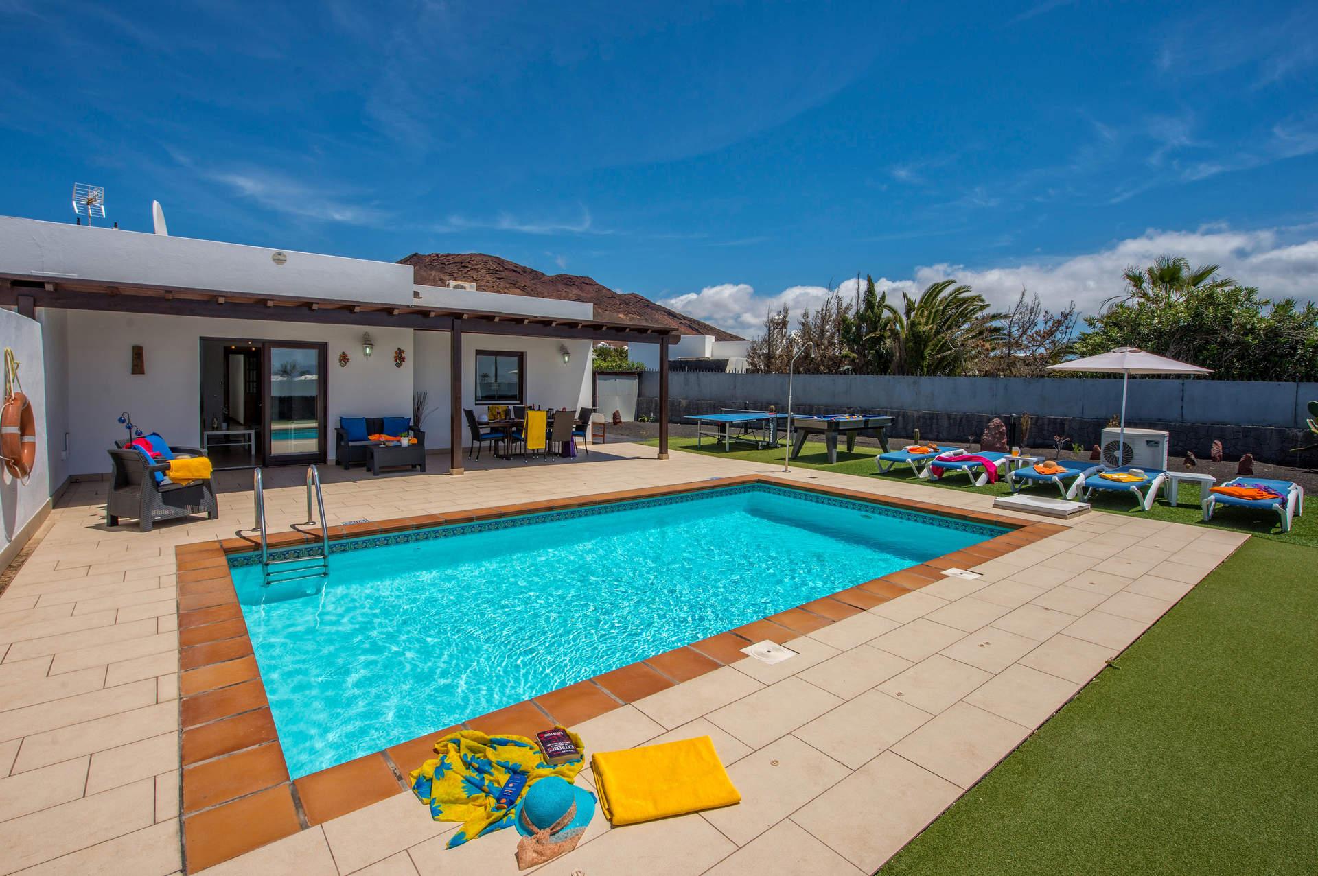 Villa Irache, Playa Blanca, Lanzarote