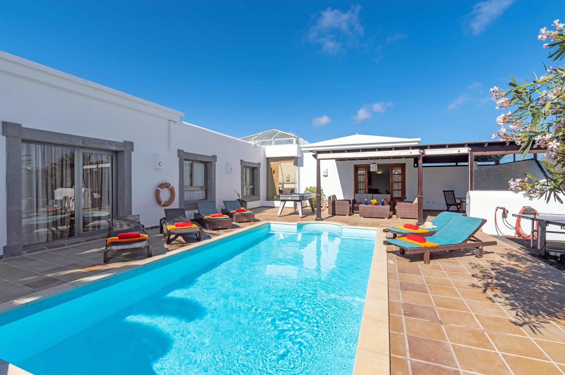 Villa Irlanda, Playa Blanca, Lanzarote, Spain
