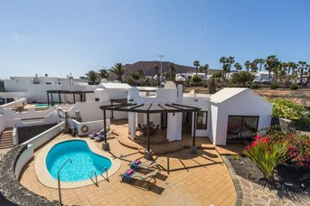 Villa Jazmin, Playa Blanca, Lanzarote