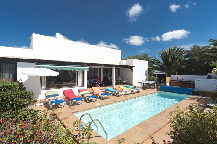 Villa Josephine, Puerto del Carmen, Lanzarote