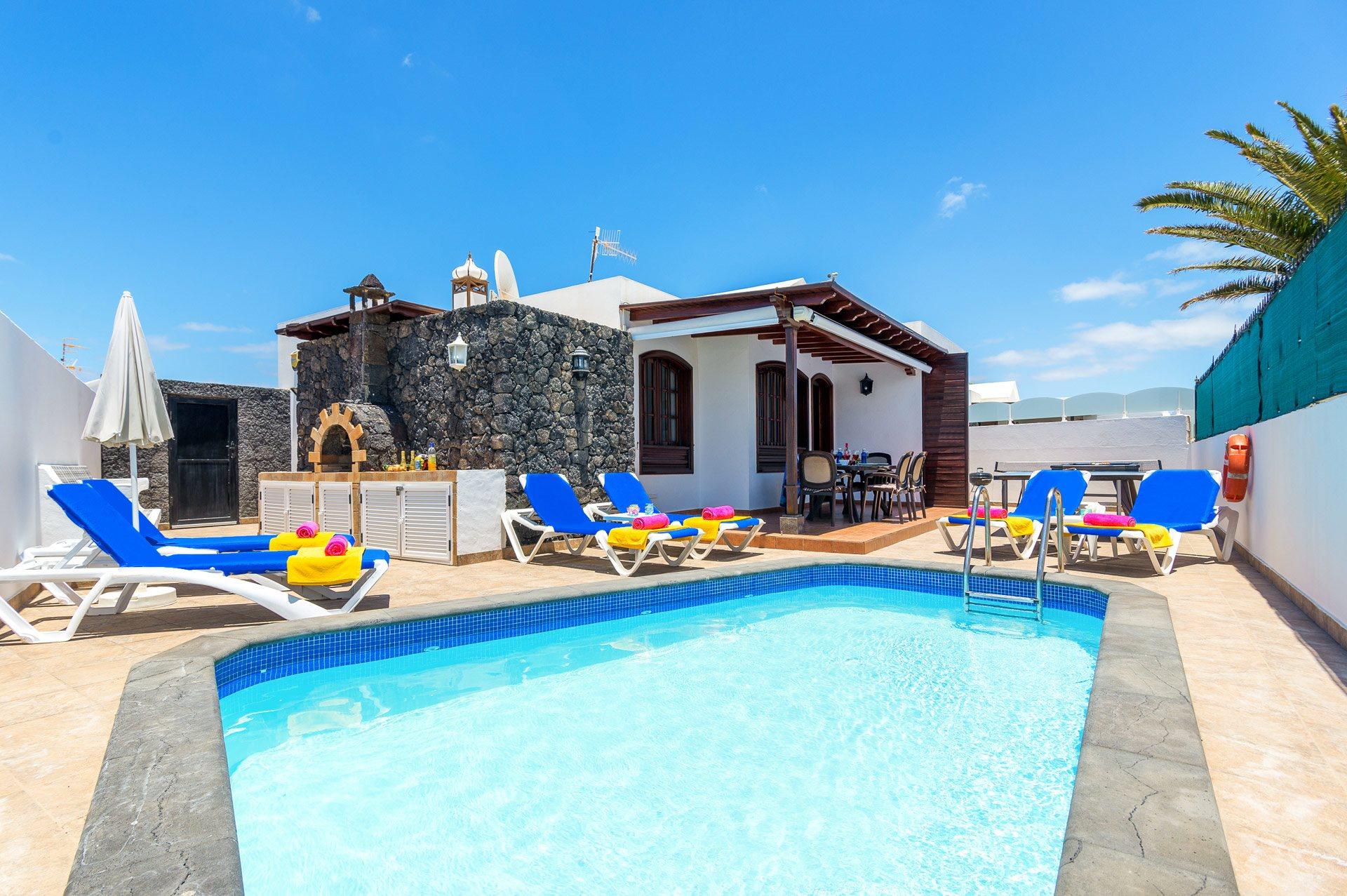 Villa Kaleon, Puerto del Carmen, Lanzarote