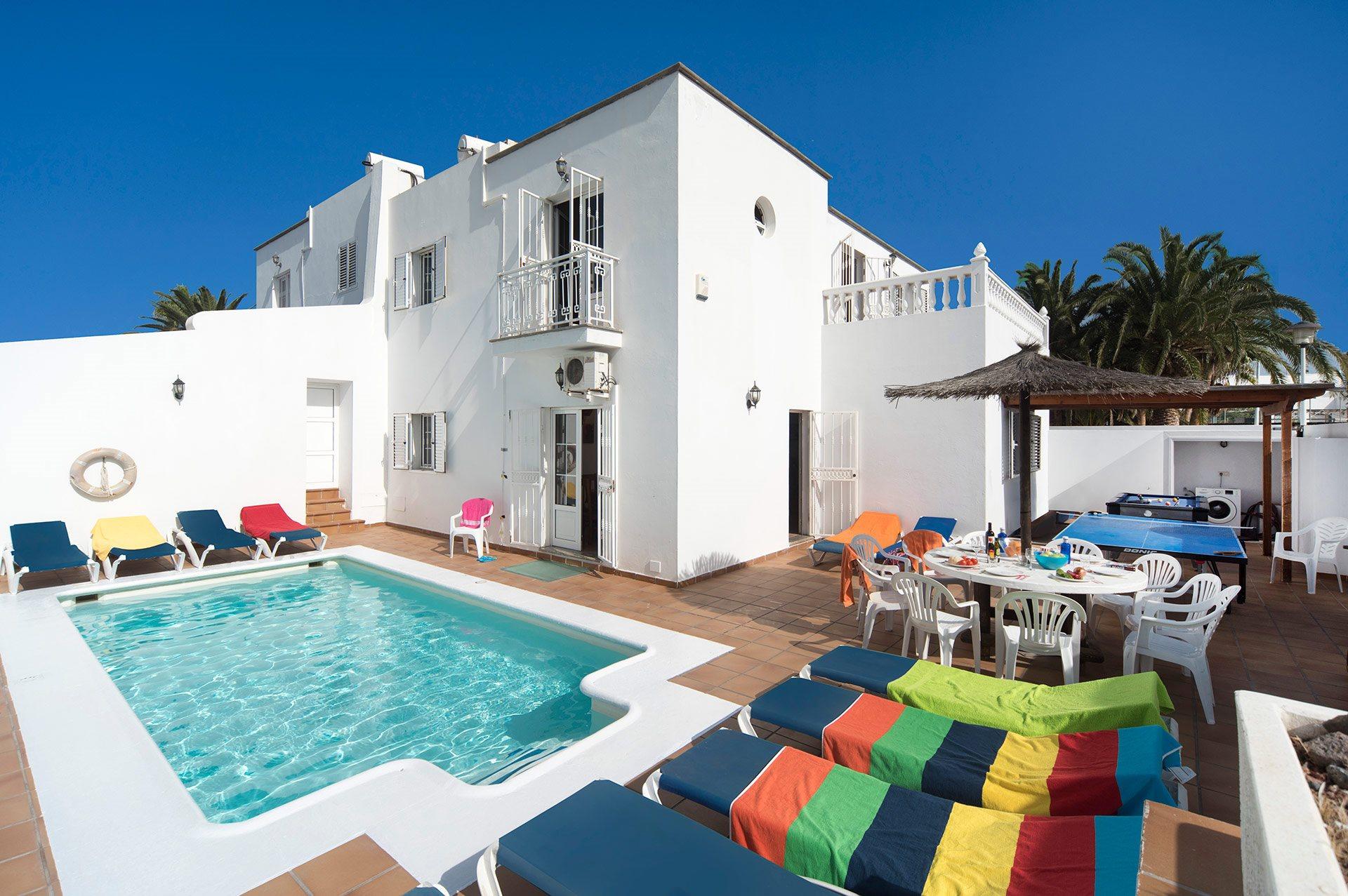 Villa Laurona, Puerto del Carmen, Lanzarote