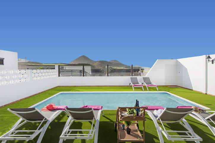 Villa Vegueta, La Vegueta, Lanzarote, Spain