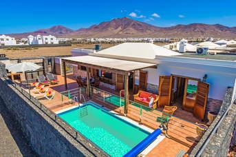 Villa Lluna Lanzarote, Playa Blanca, Lanzarote