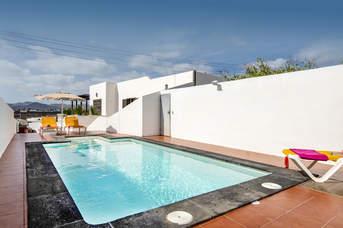 Villa Lomo Gordo, Puerto del Carmen, Lanzarote
