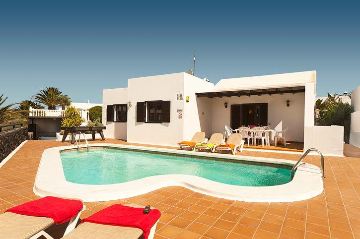 Villa Luisa, Matagorda, Lanzarote