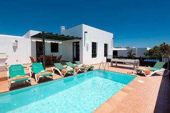 Villa Manrique, Playa Blanca, Lanzarote