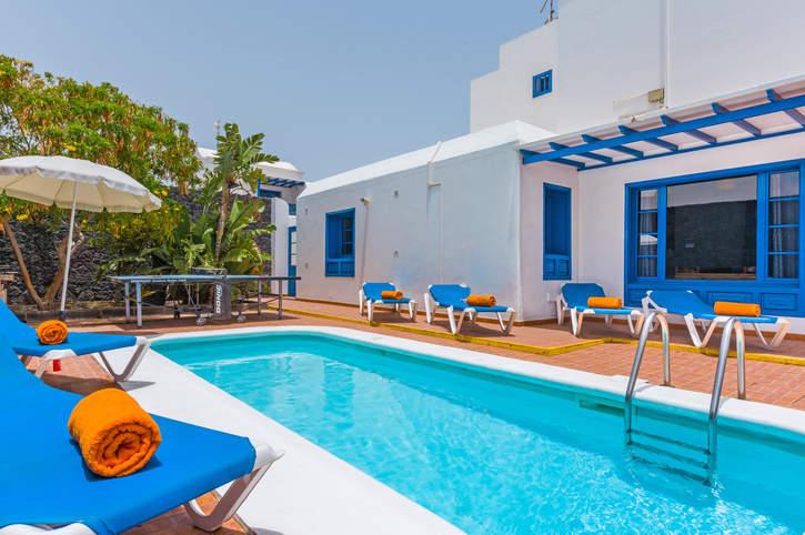 Villa Manuela, Puerto del Carmen, Lanzarote