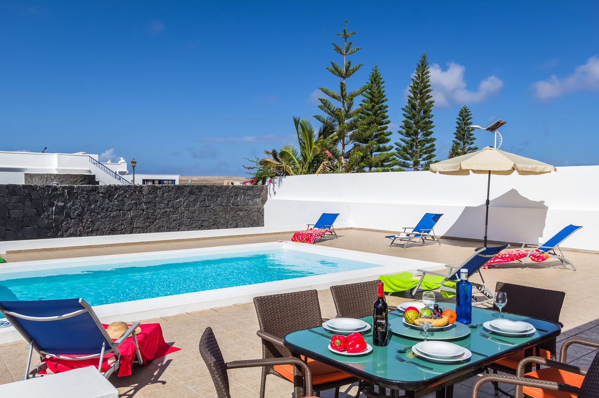 Villa Maria Canary Islands