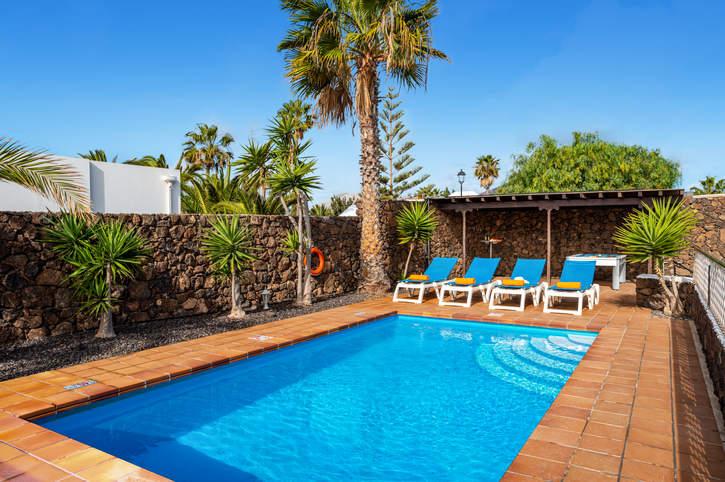 Villa Marisol Carmen, Puerto del Carmen, Lanzarote, Spain
