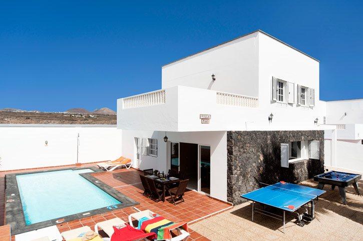 Villa Mar Lanzarote, Puerto del Carmen, Lanzarote