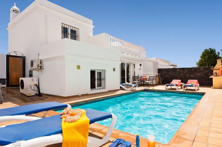Villa Megan, Puerto del Carmen, Lanzarote