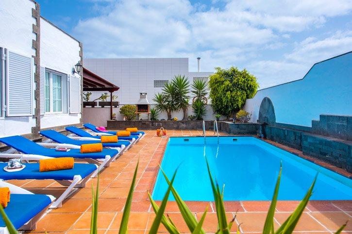 Villa Munoz In Puerto del Carmen, Lanzarote | Villa Plus