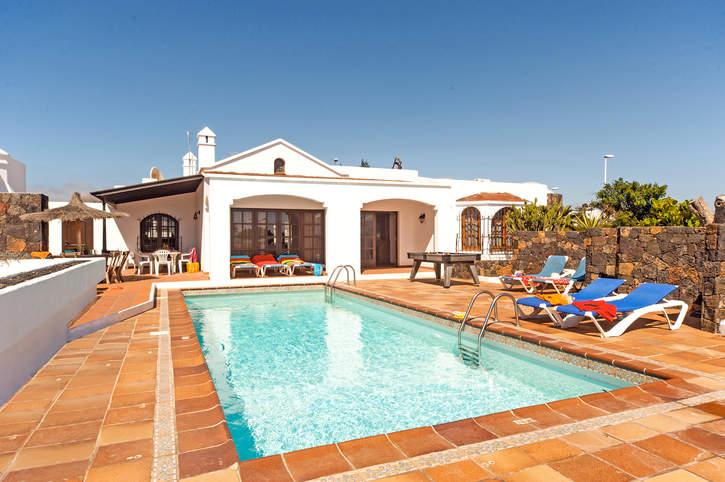Villa Nikki, Puerto del Carmen, Lanzarote, Spain