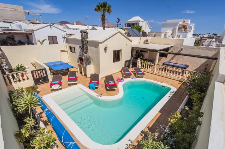 Villa Oceano Azul, Puerto del Carmen, Lanzarote