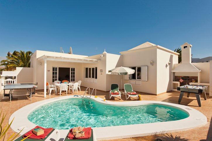 Villa Olivina 2, Matagorda, Lanzarote