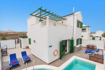Villa Oro, Puerto del Carmen, Lanzarote