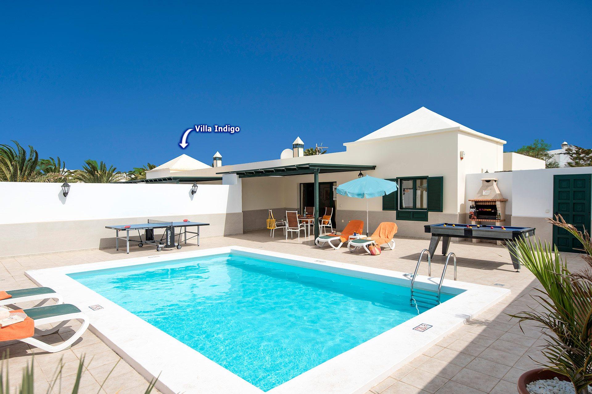 Villa Pacifico In Matagorda, Lanzarote | Villa Plus