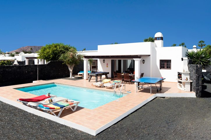 Villa Papagayo, Playa Blanca, Lanzarote