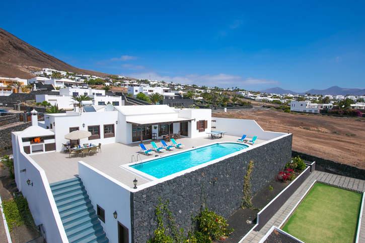 Villa Paula Roja, Playa Blanca, Lanzarote