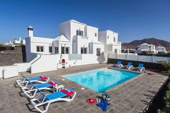 Villa Pebbles, Playa Blanca, Lanzarote