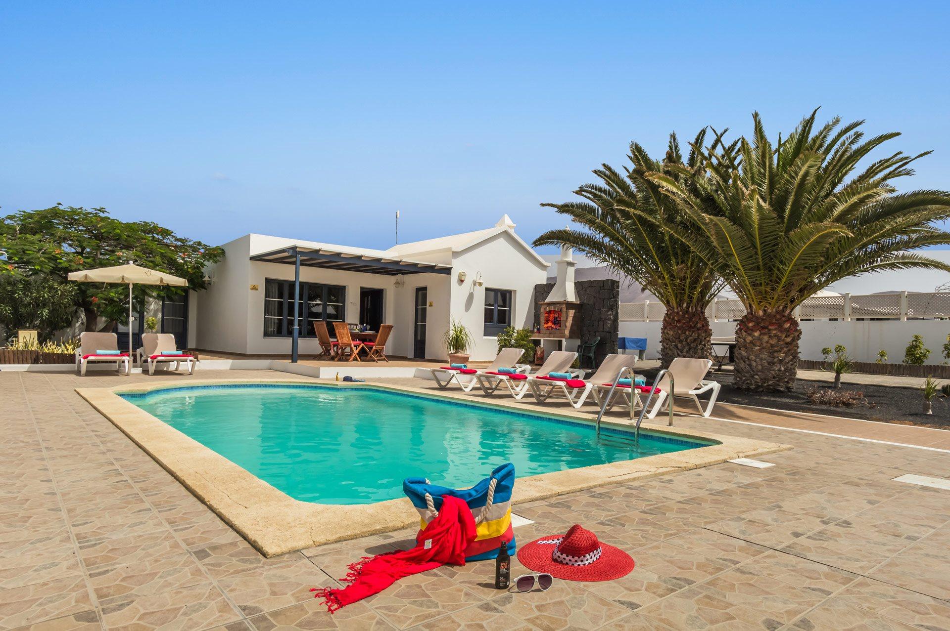 Villa Perejil, Playa Blanca, Lanzarote
